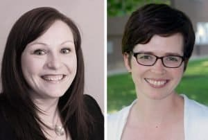 Erin Nolan and Jenn Goodwin, Next Gen Co-Chairs