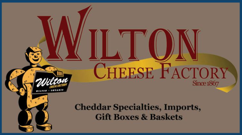 Gift Basket Donated by Wilton Cheese Factory