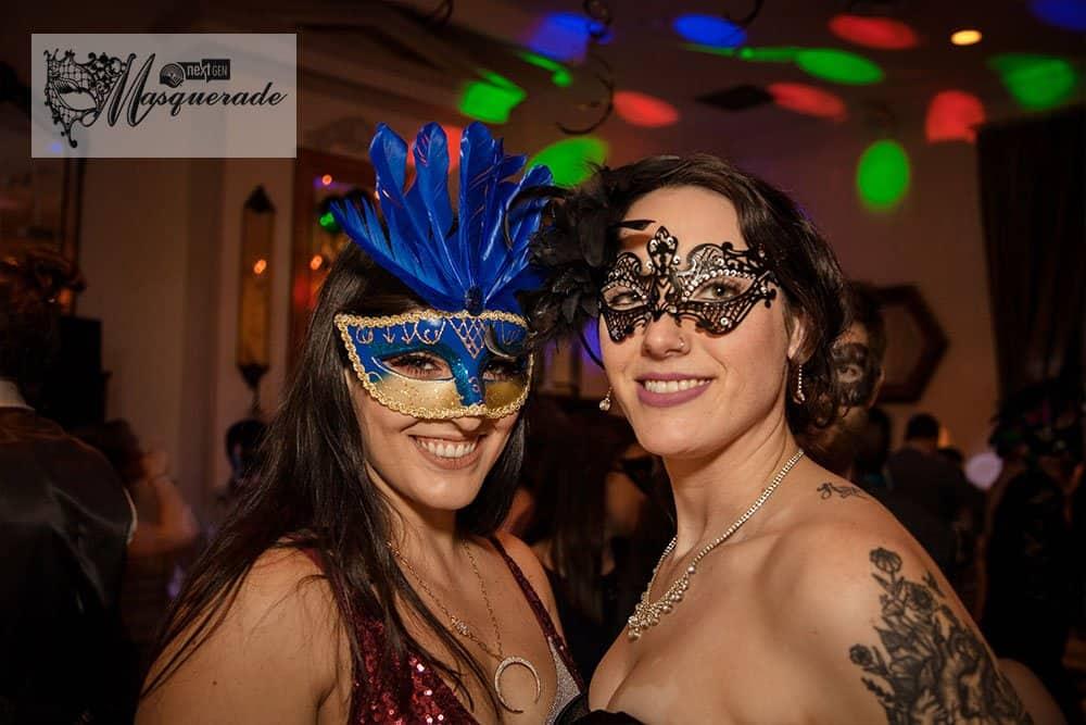 Next Gen Masquerade Party