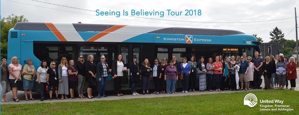 Seeing Is Believing United Way