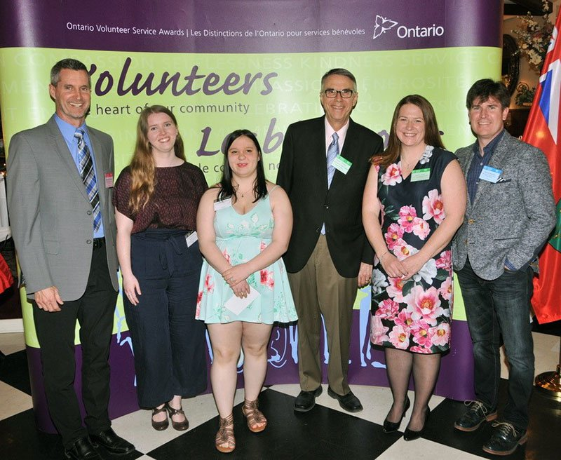 Volunteer Service Awards