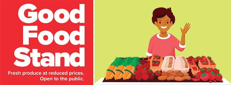 Good Food Stand Food Access Kfla United Way Of Kfla