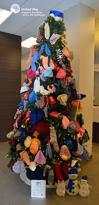 Gift of Warmth Tree - BMO