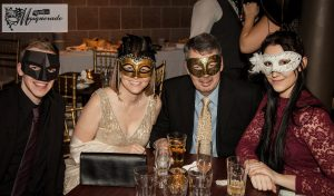 """d5629cb46537 Enjoy a fun night out – Dust off those February blahs and enjoy a night on  the town. """"With the snowy weather we have been experiencing the Masquerade  gives ..."""